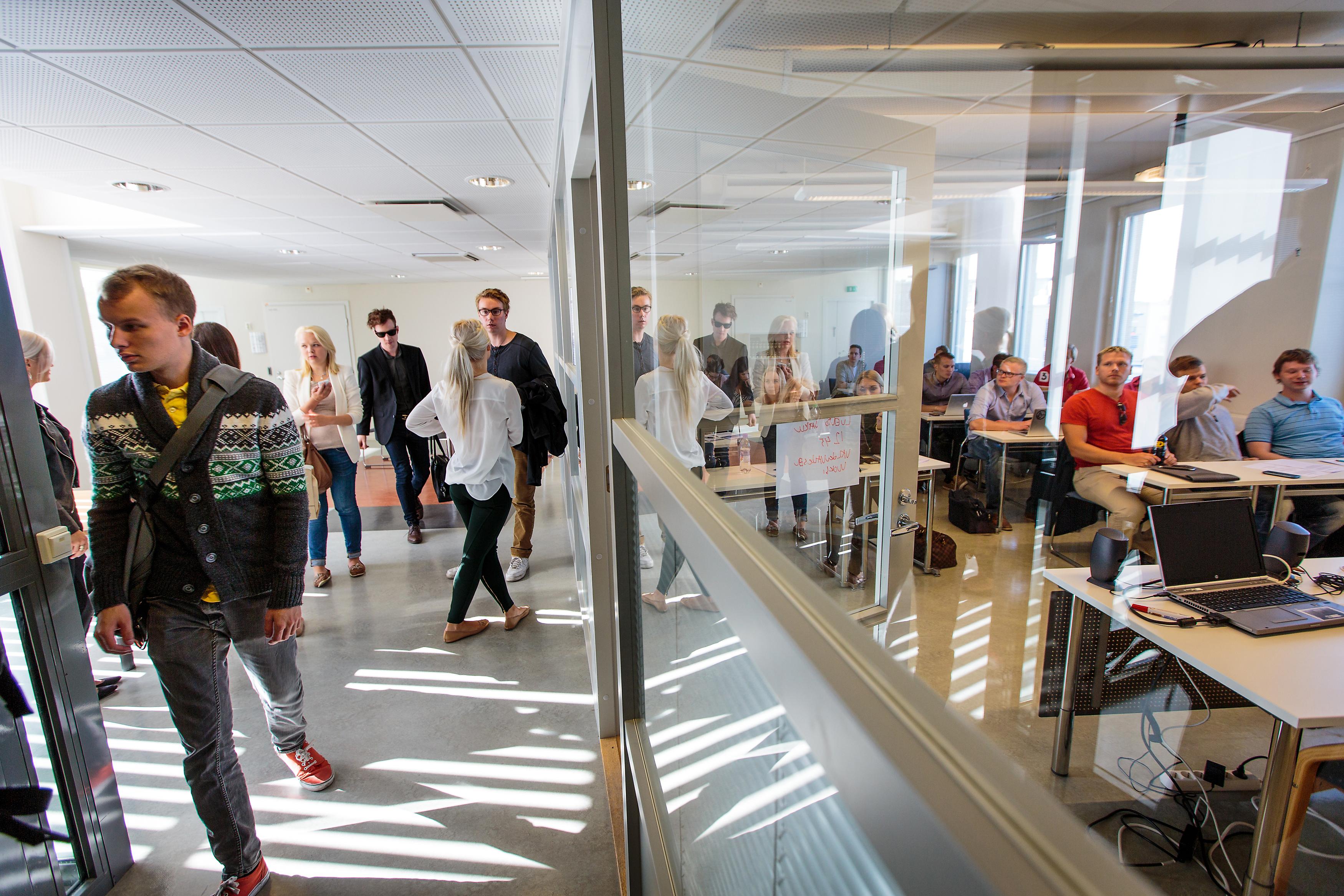 Högskolestiftelsen i Österbotten delar ut 850.500 euro